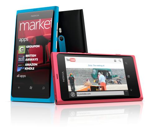 Nokia Luma 800