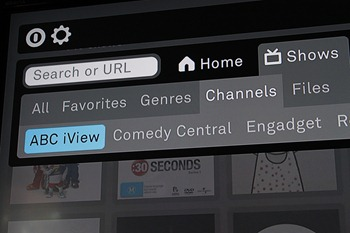 ABC iView on Boxee Box