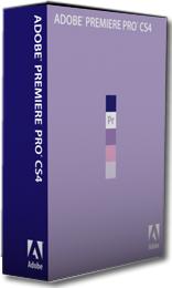 Adobe Premiere CS4 box