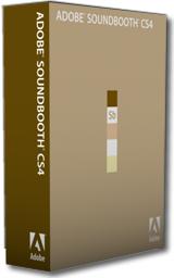 Adobe SoundBooth CS4 box