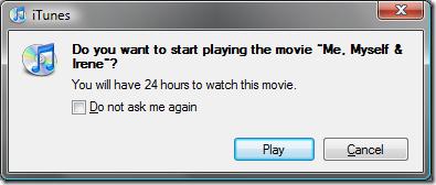 iTunes movie rentals australia 24 hours