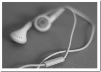 iPod Touch 2 earphones