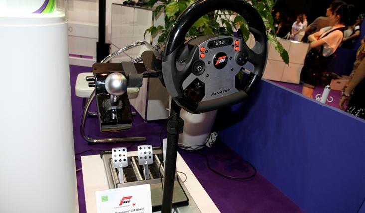 Forza 4 CSR Steering Wheel TGS