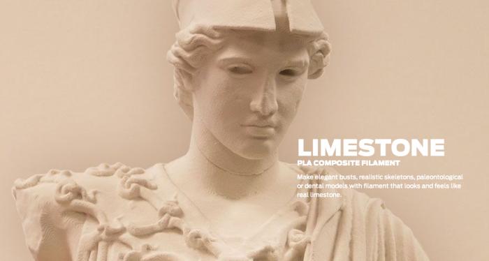 Limestone Composite PLA