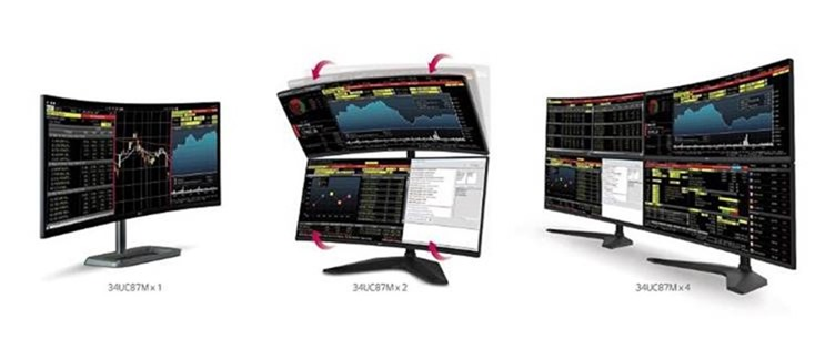 LG bringing two new 21:9 monitors at CES 2015
