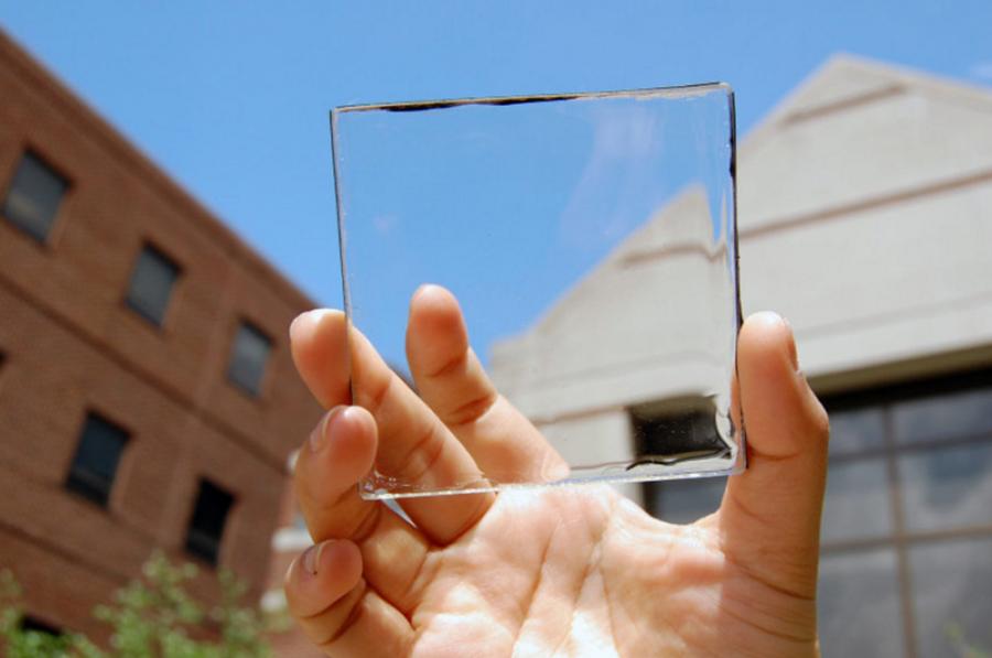 Glass Solar Panels