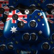 Microsoft Sydney Store offering limited edition, Australia Day Xbox skins