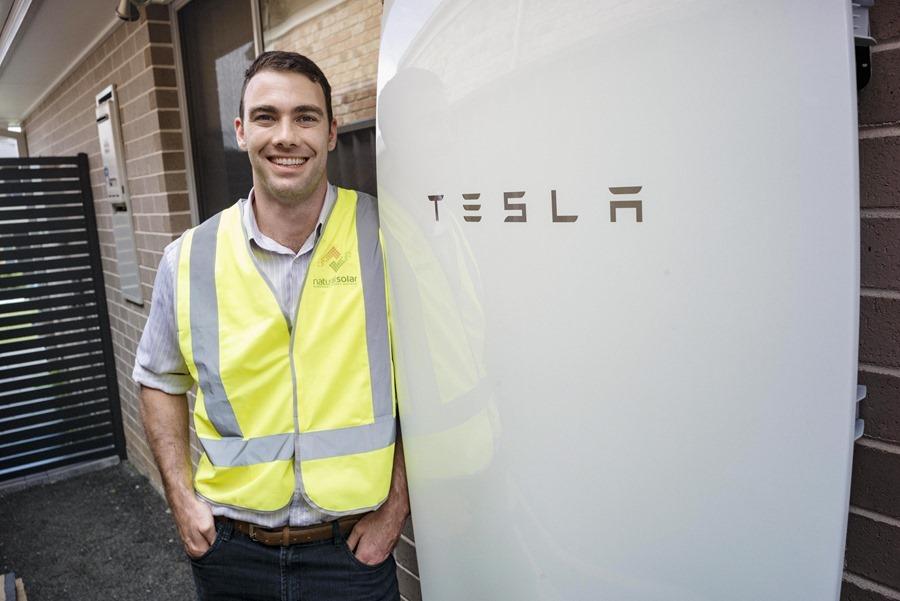 Oliver Coleman_Natural Solar Engineer & Tesla Powerwall