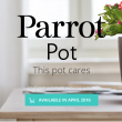 Parrot Pot is great, but we need a Parrot Garden