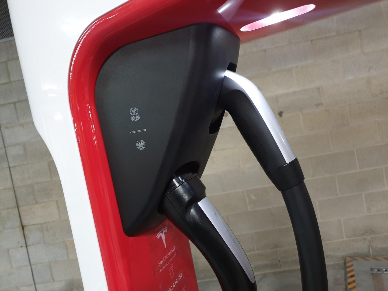 Tesla Supercharger Australia CCS