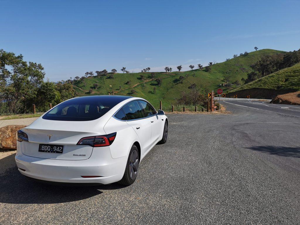 Review Tesla Model 3 Long Range Awd Performance Techau